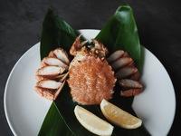 【二食付】北海道産のみずみずしい毛ガニがメイン!贅沢懐石プラン [GoToトラベル適応]