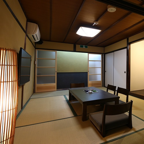 Villa Japanese-Style Room 61 to 70 Sq M
