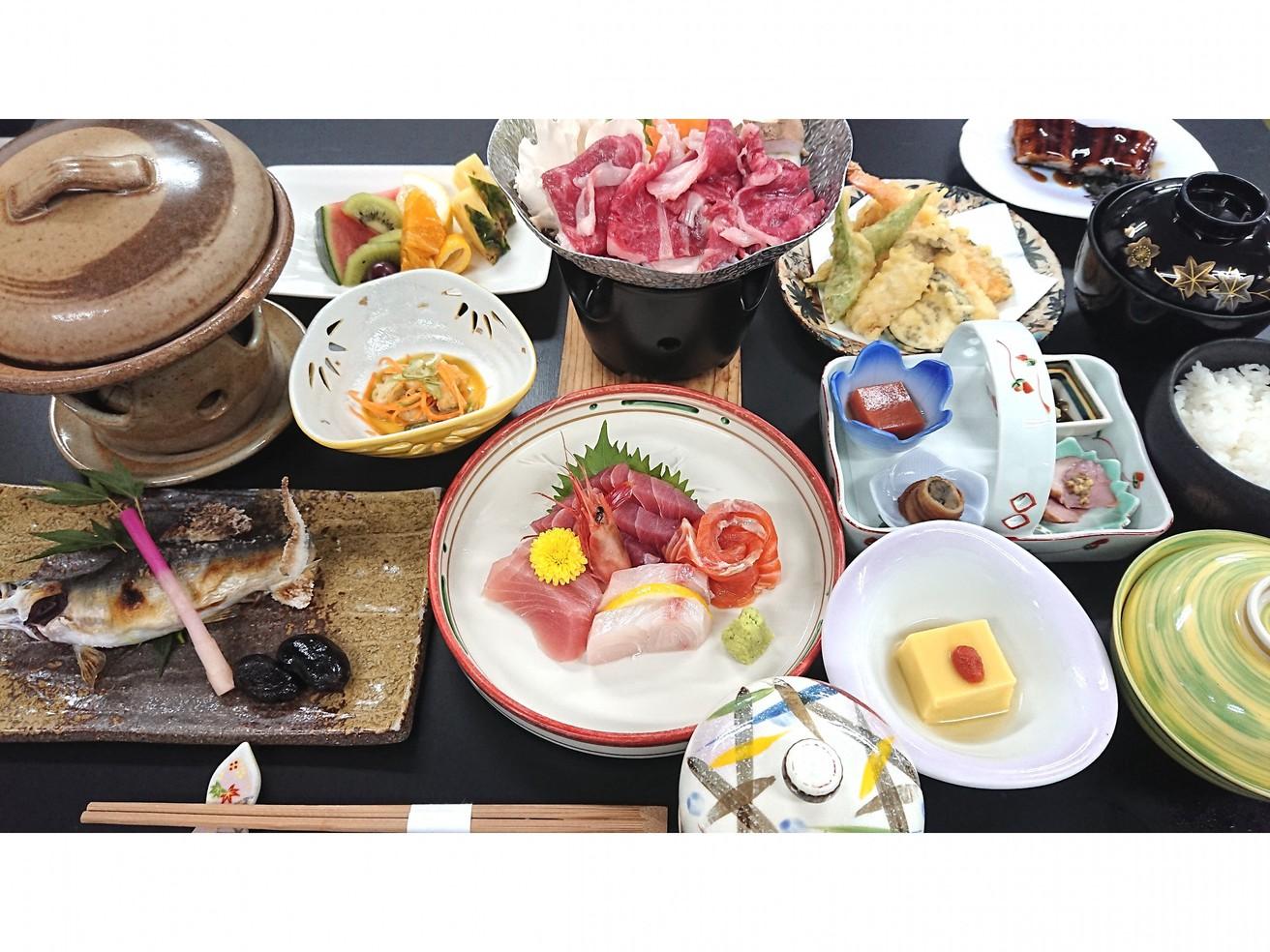 【赤城山得コース】プラン!地元の食材を惜しげもなく使用した特別料理◇今なら5000円OFFで販売中◇