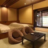 和室1階 古九谷(こくたに)58平米・露天風呂付き・禁煙