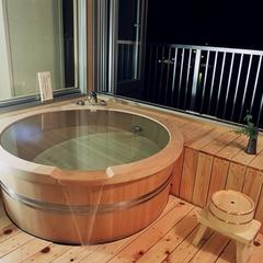 【展望風呂付特別客室】個室料亭で楽しむ☆ラグジュアリープラン『彩海』
