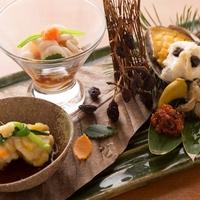 【12・1月限定】日高産たちと鮑の旬一皿プラン/一般客室