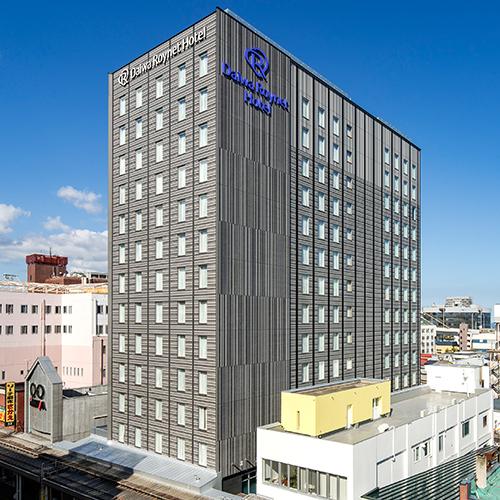 【素泊まり】シンプルステイ JR青森駅より徒歩5分圏内!! 全室トイレ・バス別のセミセパレート