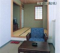 【喫煙】和室6畳(バス・トイレ個別)