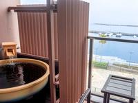禁煙室【海側客室】オーシャンスイート【21平米】