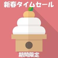 【期間限定】新春タイムセール!<朝食付き>
