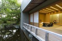 【和室 離れ】日本庭園を独占できる離れの特別室