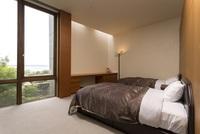専用露天風呂付 和室と洋室のメゾネットタイプのお部屋
