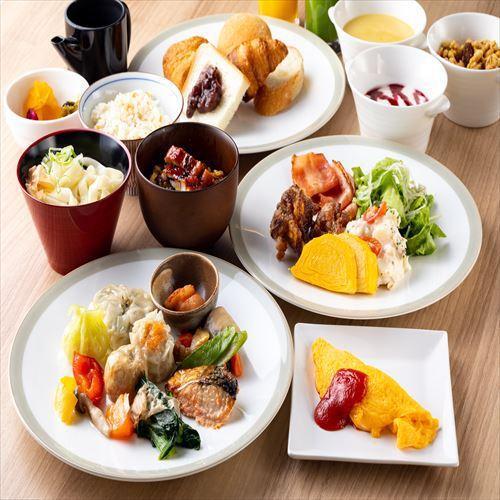 なごやめしの和洋朝食付きプラン