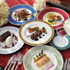 【当館一番人気一泊二食付き】〜フレンチディナーコース&朝食ブッフェ〜【温泉】