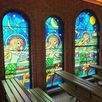 【藤城清治美術館 入館券付き】ご夕食は、那須高原の新鮮食材を使用した『本格フレンチのフルコース』