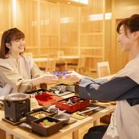 『プロが選ぶ日本の旅館100選受賞記念!』【特選創作和食会席】<ご夕食時間:17:30〜19:00>