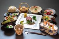 【奈良県民限定プラン】蔵を改装したお部屋<竹林月夜>夕食は日本庭園を眺めながら本格日本料理会席コース
