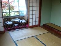 なつかしい畳のお部屋・夕朝食付き【禁煙】