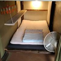 【連泊割】【7連泊〜】素泊まり 男女mixドミトリー(相部屋)ボックス型ベッド