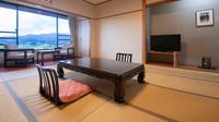 【和室 田園ビュー】心落ちつく畳のお部屋〈12.5畳〉