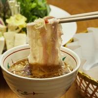 【スーパーホテル×瓢喜】瓢喜銀座店夕食コース・水明セットプラン【朝食なし】全館禁煙