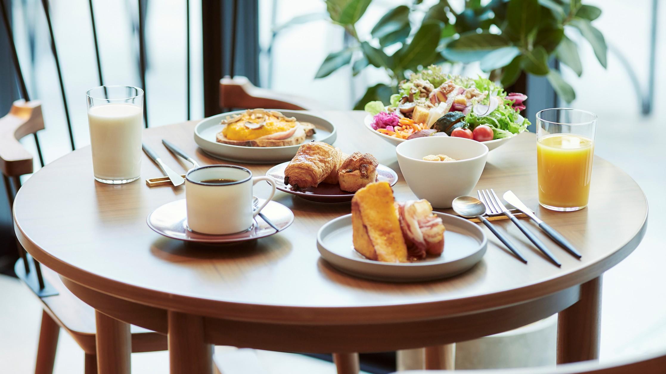 朝食  7:00-10:00