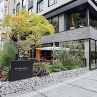 ご近所旅のススメ♪上野の文化を感じる洗練されたホテルで寛ぐ24時間ステイ/テイクアウトブランチ付