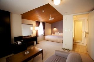 【禁煙】南館33平米★ワイド200センチキングベッドルーム
