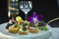 【2周年記念 岡山県産「フレッシュキャビア」】知る人ぞ知る贅沢な美味しさを堪能♪(2食プラン)