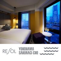 ■リバービューツイン【全室禁煙】ベッド幅110cm×2
