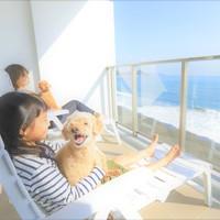 【さき楽60プラン◆1泊2食付】愛犬と過ごすビーチリゾート◇愛犬と過ごせるお食事処が人気♪