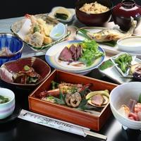 【スタンダード】上質な四季折々の食材でおもてなし♪岐阜県 中津川を味わい尽くす 2食【家族旅行応援】