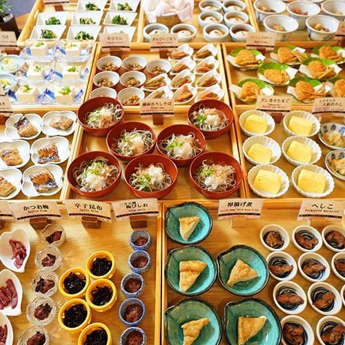 【レギュラー朝付プラン】コシヒカリのご飯や福井の母さんが作る手作りお幸ざい♪安心の選べる小鉢スタイル