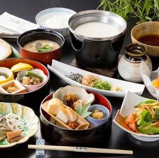 【1泊朝食】こだわりの京都和朝食★朝から元気に京都観光