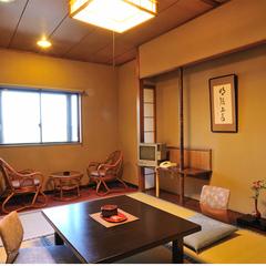 【お得な朝食付プラン】和室のお部屋でのんびり♪美肌温泉と朝食バイキングを楽もう!