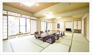 月の棟和室20畳大部屋【バス・洗浄トイレ付】