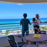 【ファミリー】朝食付き 長期滞在も可能なキッチン付きのお部屋で沖縄料理にチャレンジ!!