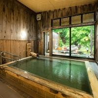 【素泊まりプラン】自然とゆったりとした温泉で癒されて下さい