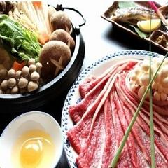 【冬期間限定】ご好評につき「A5ランク新潟和牛すき焼き鍋」付雪国あったか料理☆