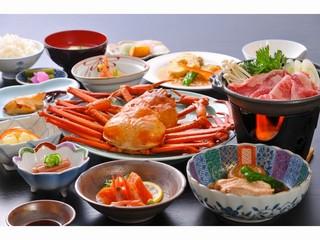 【冬得】◆冬季限定◆冬味満喫!紅ズワイガニ食べ放題付きプラン