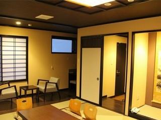 ウォシュレットトイレ・洗面付和室12畳【ペット不可・禁煙】