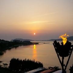 ★当日18時まで予約OK★元乃隅・角島もたっぷり観光♪【美人湯と美味しい朝食】ゆったりステイプラン♪