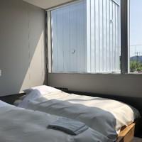 [メゾネット]ツイン・風呂〈ベッド幅97cm〉