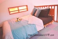 【全室オーシャンビュー】【ビーチまで1歩】石垣島でビーチに1番近いロフトコテージ 1〜3名様部屋