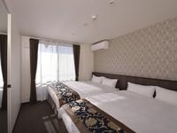 スタンダードツインルーム【禁煙】21平米・ベッド幅140