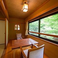 ■ 黒嶽  ■ 和室(8畳+縁側)