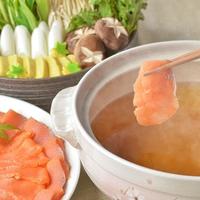 【夕食・朝食付】メインは琵琶鱒のしゃぶしゃぶ!琵琶湖産づくしの『琵琶鱒しゃぶしゃぶ会席』