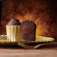 【クリスマスにおすすめ☆】ブールミッシュ「トリュフケーキ」とスパークリングワイン付きプラン♪