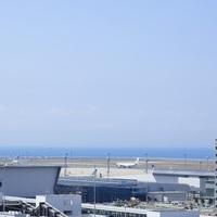 【お部屋確約】高層階から海を眺めるお部屋をご用意します(空港側)