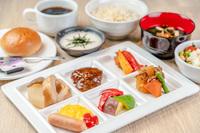【月末限定プラン】10%OFFスタンダード<当館自慢の和洋ビュッフェ朝食付き>