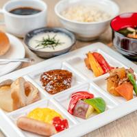 【さき楽28】28日前までの予約がお得★朝食は金沢のご当地料理を取り入れた和洋ブッフェ<朝食付>