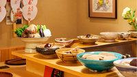 【出逢ひ茶屋 おせんの2食付】高瀬川・木屋町でいただく「おばんざいコース」