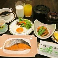 【秋冬旅セール】和・洋選べる朝食付きプラン♪