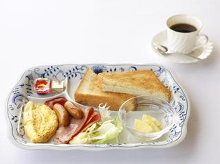 選べる朝食付きプラン♪インターネット接続無料☆